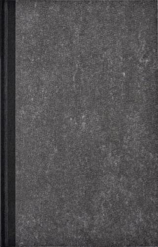 Register breedfolio 288blz gelinieerd grijs gewolkt