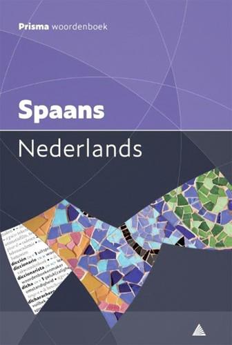 Woordenboek Prisma pocket Spaans-Nederlands