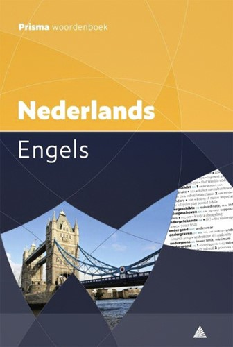 Woordenboek Prisma pocket Nederlands-Engels