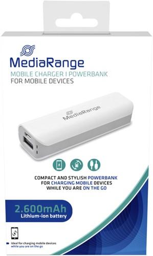 Powerbank MediaRange 2.600 mAh