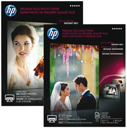 FOTOPAPIER HP CR674A A4 PR PLUS GLANS 50 VEL