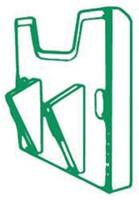 EINDBOX EXACOMPTA A4 STAAND TRANSPARANT 1 Stuk
