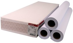 INKJETPAPIER CANON STANDAARD 610MMX50M 90GR 3 Rol