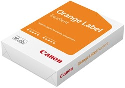 KOPIEERPAPIER CANON ORANGE EXCELLENT A4 80GR WIT 500 Vel