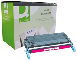 TONERCARTRIDGE Q-CONNECT HP C9723A 8K ROOD 1 STUK
