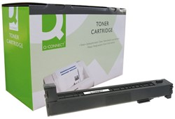 TONERCARTRIDGE Q-CONNECT HP CB381A 21K BLAUW 1 STUK