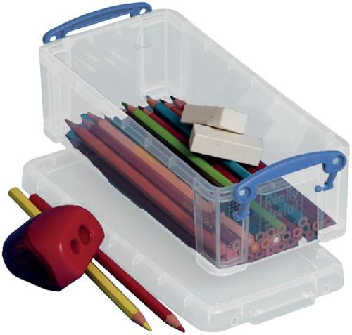 Opbergbox Really Useful 0.90 liter 220x100x70mm