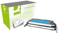 TONERCARTRIDGE Q-CONNECT CAN 711 6K BLAUW 1 STUK