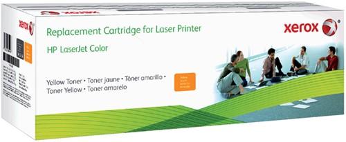 Tonercartridge Xerox 006R03517 HP CF412A 410A geel