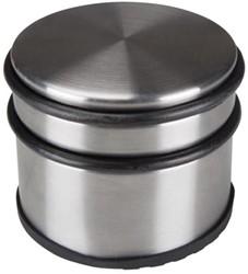 DEURSTOPPER METAAL HOOG CHROME 1100GR 1 STUK