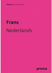 WOORDENBOEK PRISMA POCKET FRANS-NEDERLANDS FLUO 1 STUK