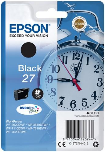 Inktcartridge Epson 27 T2701 zwart