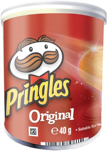Chips pringles original 40gr