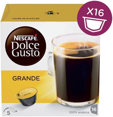 Koffie Dolce Gusto Grande 16 cups