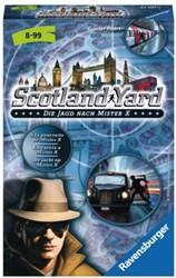 SPEL RAVENSBURGER POCKET SCOTLAND YARD 1 Stuk