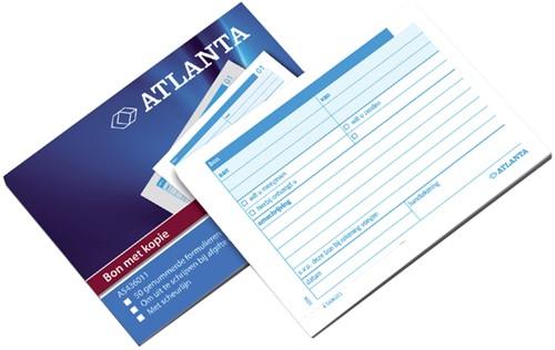 Bonboekje Atlanta A6 50x3vel