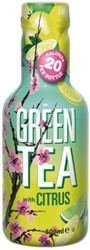 FRISDRANK ARIZONA GREEN TEA CITRUS 0.50L PET 6 Stuk