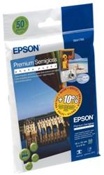 FOTOPAPIER EPSON S041765 10X15CM 251GR SEMI GL 50 Vel