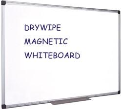 WHITEBOARD QUANTORE 45X60CM GELAKT 1 Stuk