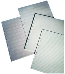 "COMPUTERPAPIER 240X12"" BLANCO LP 2V 60/57GR 1000V 1000 Vel"