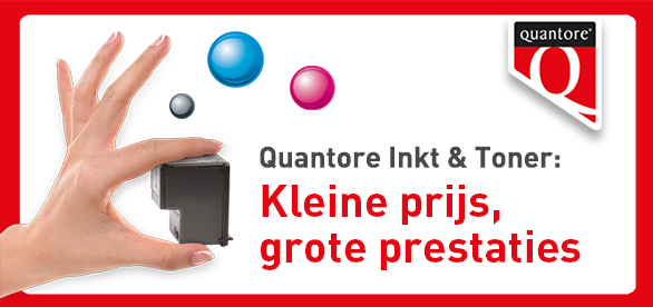 Banner LO - Quantore Inkt & Toner